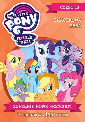 My Little Pony. Część 18. Znaczkowa Mapa