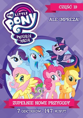 My Little Pony. Część 19. Ale Impreza