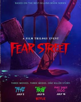 Ulica Strachu - część 1: 1994 / Fear Street Part One: 1994