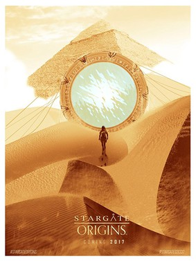Stargate: Origins - sezon 1 / Stargate: Origins - season 1