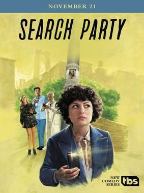 Tropiciele - sezon 1 / Search Party - season 1