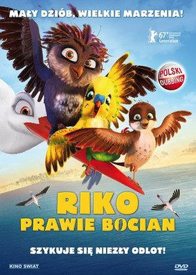 Riko prawie bocian / Richard the Stork