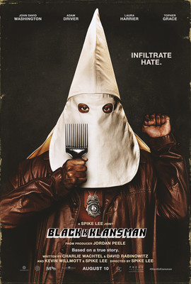 Czarne bractwo. BlacKkKlansman / BlacKkKlansman