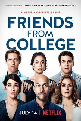 Przyjaciele z uniwerku - sezon 2 / Friends from College - season 2