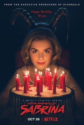 Chilling Adventures Of Sabrina - sezon 1 / Chilling Adventures Of Sabrina - season 1