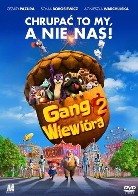 Gang Wiewióra 2 / The Nut Job 2: Nutty by Nature