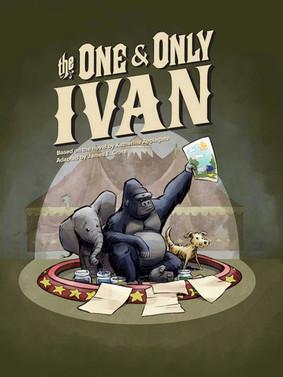 Jedyny i niepowtarzalny Ivan / The One and Only Ivan