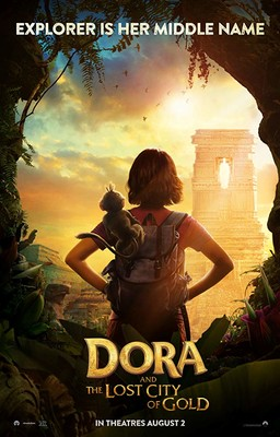 Dora i Miasto Złota / Dora and the Lost City of Gold