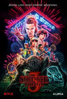 Stranger Things - sezon 3 / Stranger Things - season 3