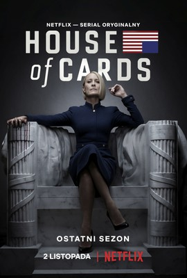 House of Cards - sezon 6 / House of Cards - season 6
