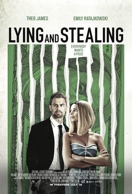 Złodziej i oszustka / Lying and Stealing