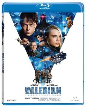Valerian i miasto tysiąca planet / Valerian and the City of a Thousand Planets