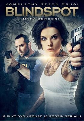 Blindspot: Mapa zbrodni - sezon 2 / Blindspot - season 2