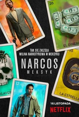 Narcos: Mexico - season 1 / Narcos: Meksyk - sezon 1