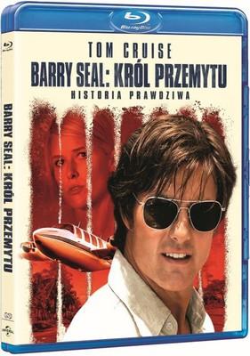 Barry Seal: Król przemytu / American Made