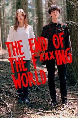 Znalezione obrazy dla zapytania the end of the f *** ing world