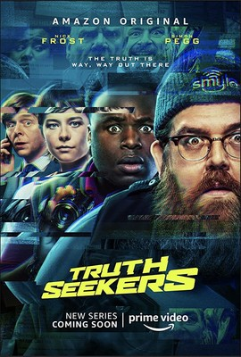 Truth Seekers - sezon 1 / Truth Seekers - season 1