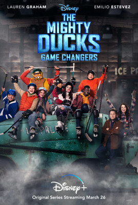 Potężne Kaczory: Sezon na zmiany - sezon 1 / The Mighty Ducks: Game Changers - season 1