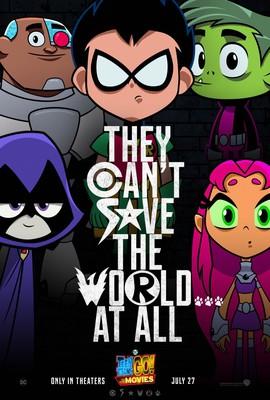 Młodzi Tytani: Akcja! Film / Teen Titans Go! To the Movies