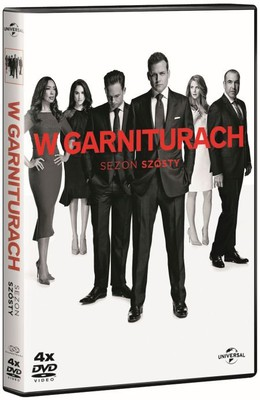 W garniturach - sezon 6 / Suits - season 6