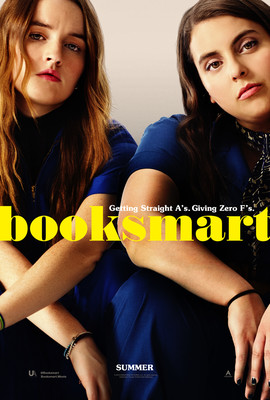 Szkoła melanżu / Booksmart