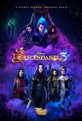 Następcy 3 / Descendants 3