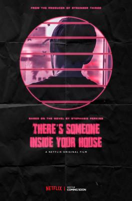 Ktoś jest w twoim domu / There's Someone Inside Your House