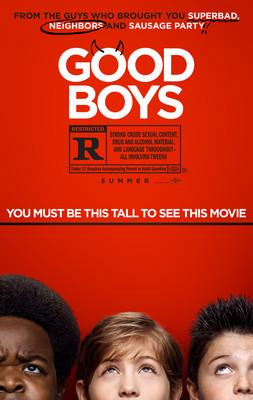 Grzeczni chłopcy / Good Boys