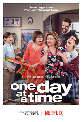 One Day at a Time - sezon 3 / One Day at a Time - season 3