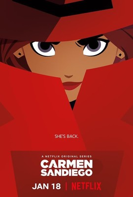Carmen Sandiego - sezon 1 / Carmen Sandiego - season 1