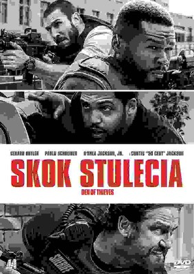 Skok stulecia / Den of Thieves