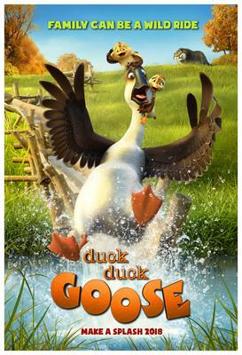 Kaczki z gęsiej paczki / Duck Duck Goose