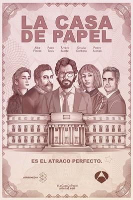 Dom z papieru - sezon 3 / La casa de papel - season 3