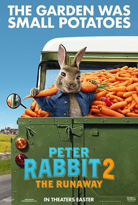 Piotruś Królik 2: Na gigancie / Peter Rabbit 2: The Runaway
