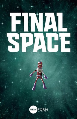 Final space - sezon 2 / Final space - season 2
