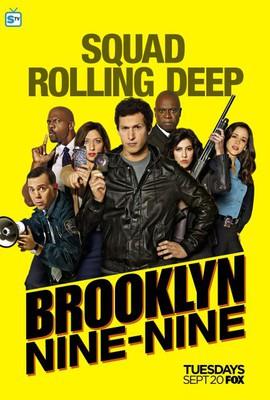 Brooklyn 9-9 - sezon 6 / Brooklyn Nine-Nine - season 6