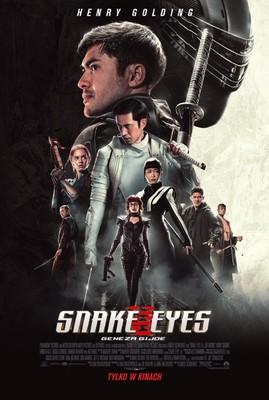 Snake Eyes. Geneza G.I.Joe / Snake Eyes: G.I. Joe Origins