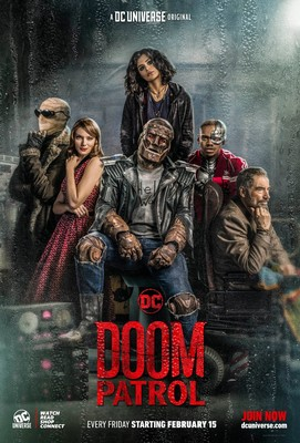 Doom Patrol - sezon 1 / Doom Patrol - season 1