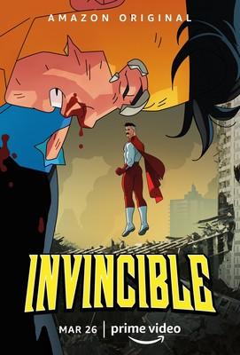 Niezwyciężony - sezon 1 / Invincible - season 1
