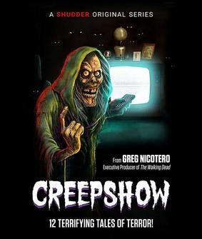 Koszmarne opowieści - sezon 1 / Creepshow - season 1