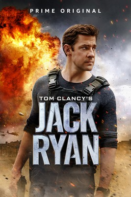 Tom Clancy's Jack Ryan - sezon 2 / Tom Clancy's Jack Ryan - season 2