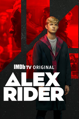 Alex Rider - sezon 1 / Alex Rider - season 1