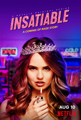 Insatiable - sezon 1 / Insatiable - season 1