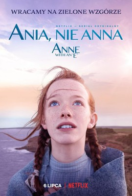 Ania, nie Anna - sezon 3 / Anne with an E - season 3