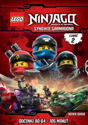 Lego Ninjago: Synowie Garmadona. Część 2. Odcinki 80-84