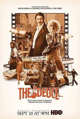 Kroniki Times Square - sezon 3 / The Deuce - season 3