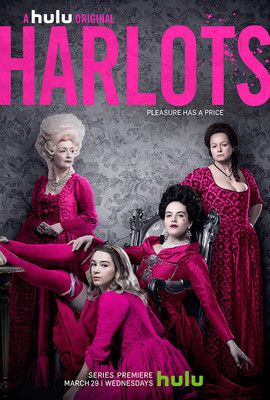 Rozpustnice - sezon 3 / Harlots - season 3