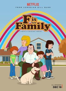 Nie ma jak w rodzinie - sezon 3 / F Is For Family - season 3