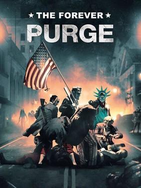 Noc oczyszczenia: żegnaj Ameryko / The Forever Purge