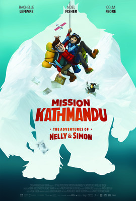 Misja Yeti / Nelly et Simon - Mission Yéti